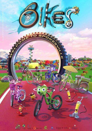 Bikes la pelicula