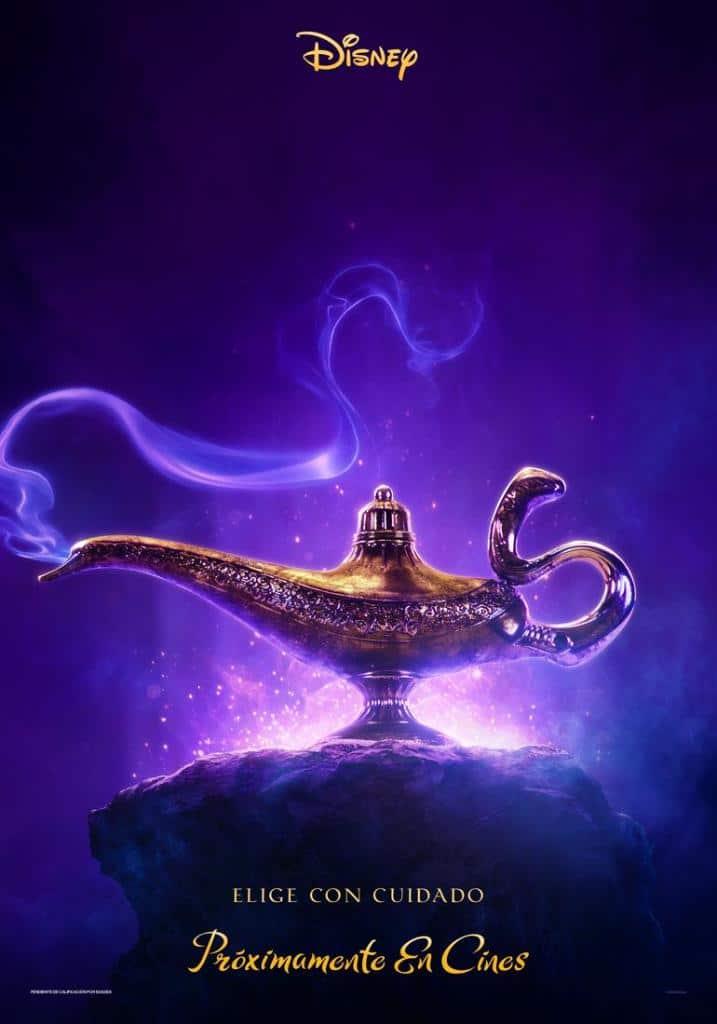 Aladdin Disney pelicula