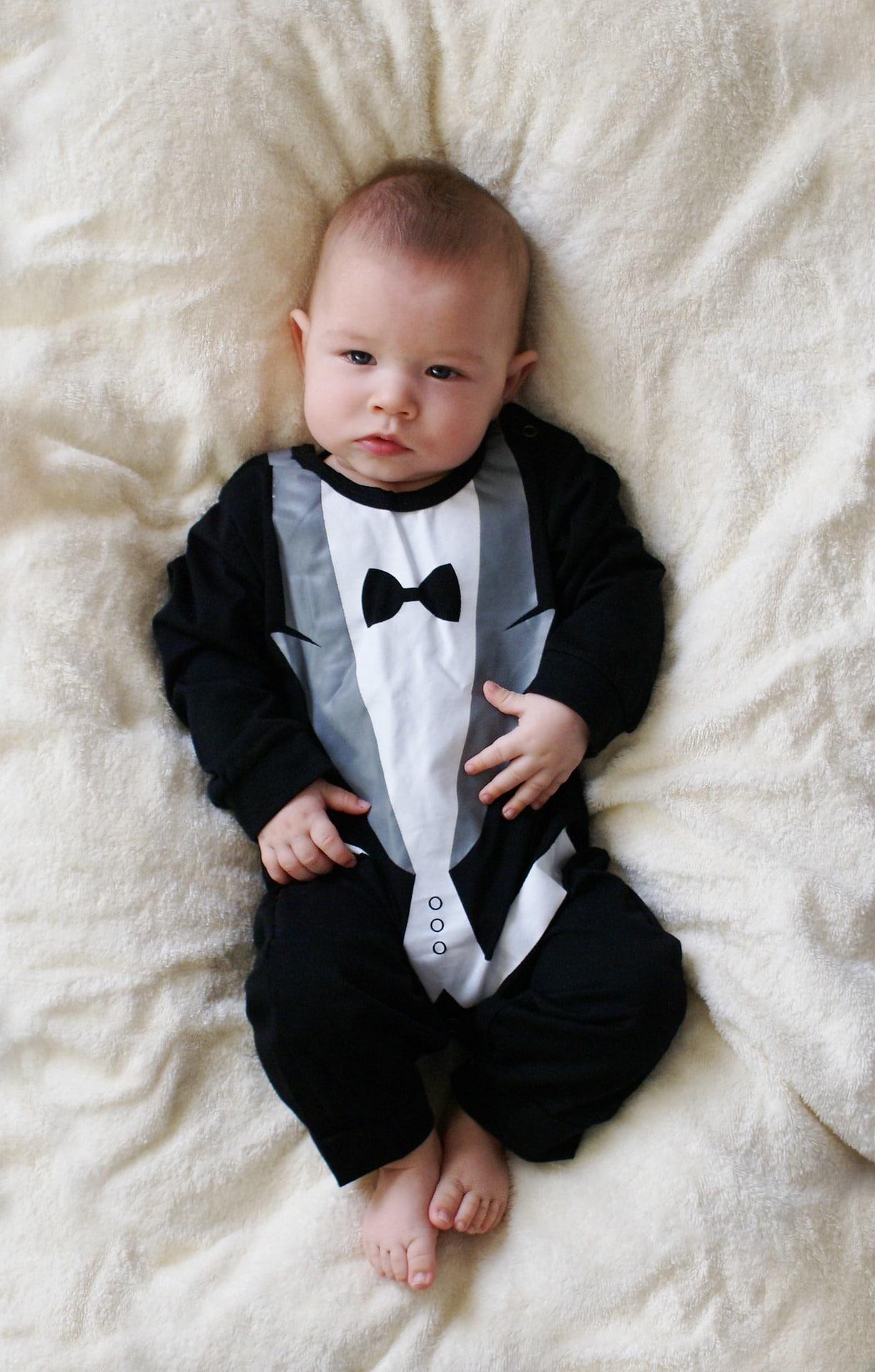 Ideas originales para disfrazar a nuestro hijo 1