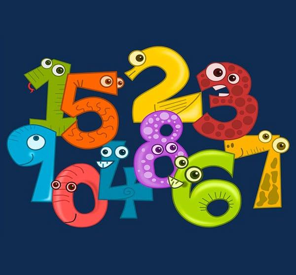 Qué son los números naturales