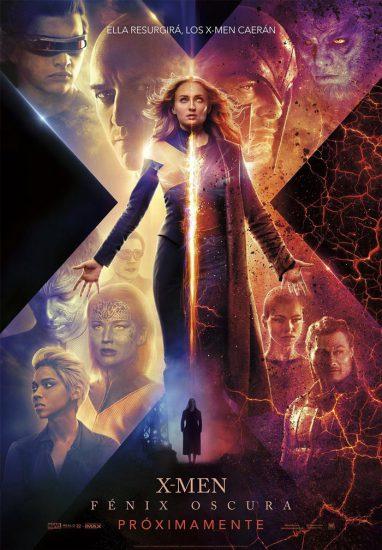 X-Men Fenix oscura pelicula