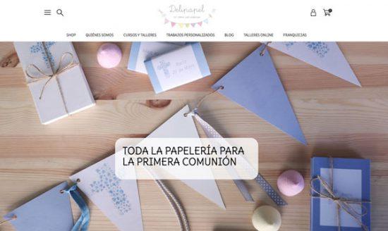 Delipapel tienda online