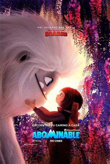 Abominable pelicula animación