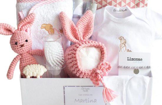 canastilla bebe crochet recien nacido
