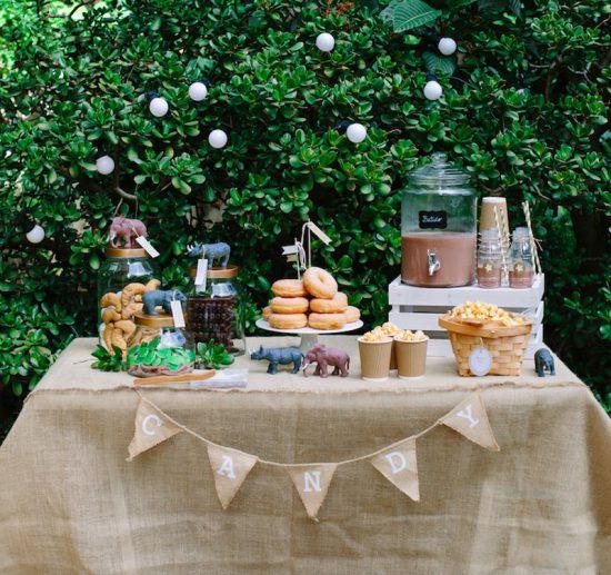 la fiesta de olivia fiesta animales