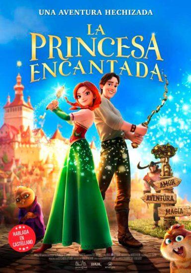 La princesa encantada pelicula