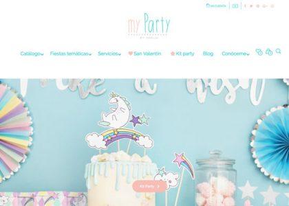 My party by Noelia tienda online fiestas