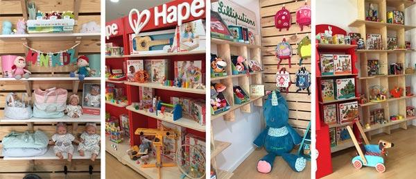 Minikidz tienda juguetes sabadell