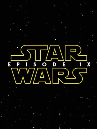 Star Wars episodio IX estreno
