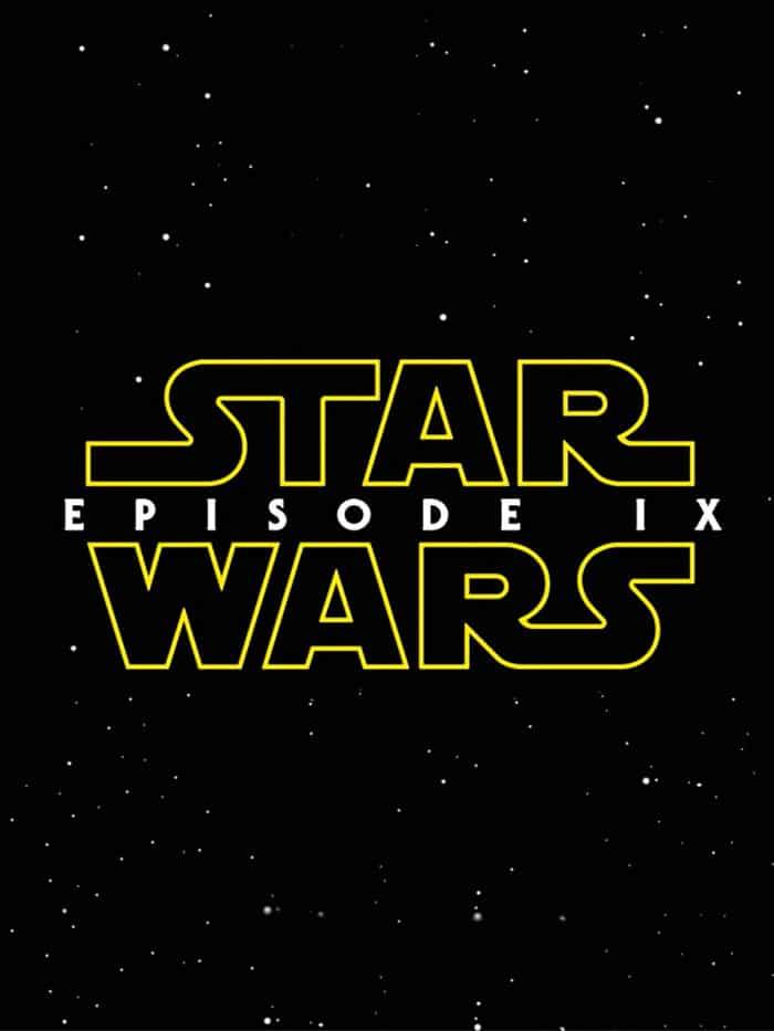 Star Wars episodio IX estreno