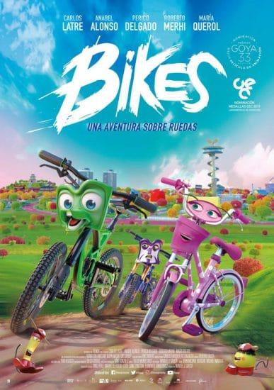 Cartel Bikes pelicula