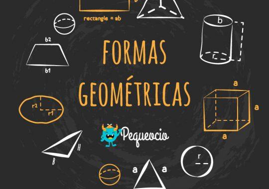 Cuáles son las figuras geométricas