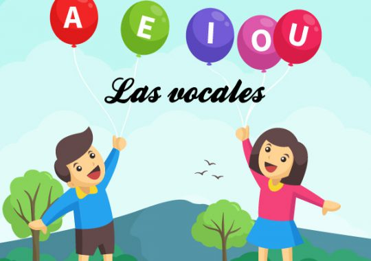 Vocales abecedario