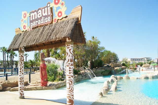 Parque acuatico tarragona