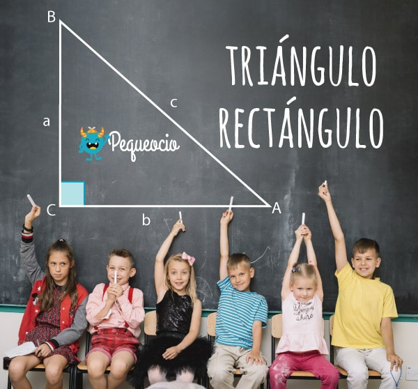 Triángulo rectángulo qué es
