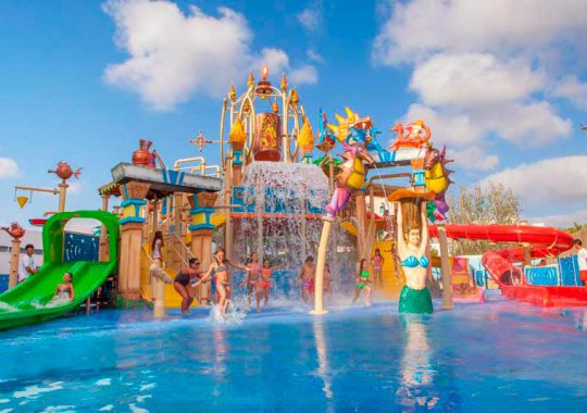Katmandu hotel Mallorca para niños