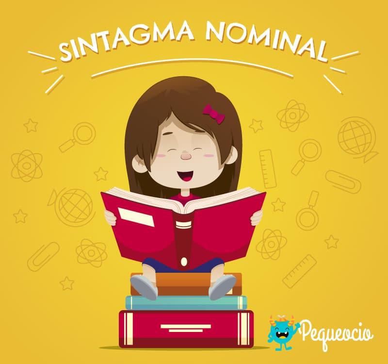 Sintagma nominal ejemplos