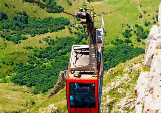 Teleférico Fuente Dé Cantabria Picos de Europa