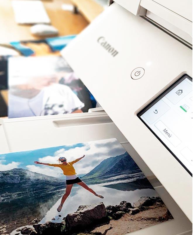 Canon impresora TS9551c opiniones