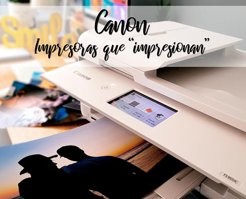 """Canon, impresoras que """"impresionan"""" 1"""