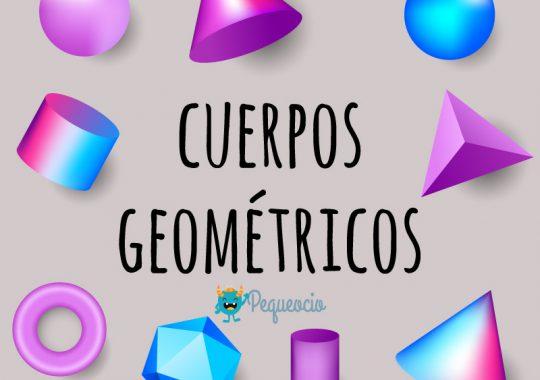 Qué es un cuerpo geométrico