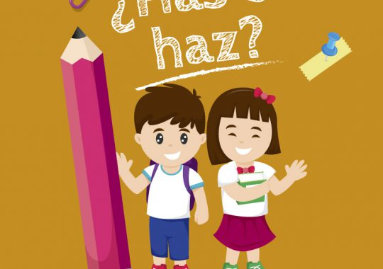¿Se escribe has o haz?