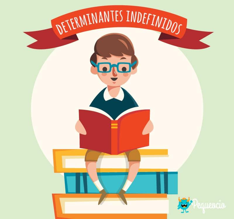 Qué son los determinantes indefinidos