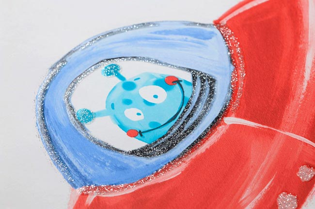 textura papeles pintados infantiles