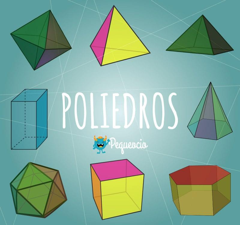 Qué son los poliedros