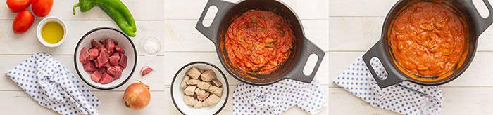 Bonito con tomate 1
