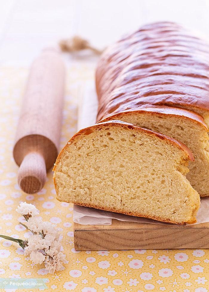 pan para torrijas receta