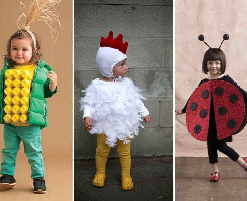 30 Disfraces Caseros Fáciles Y Rápidos Los Más Originales Pequeocio