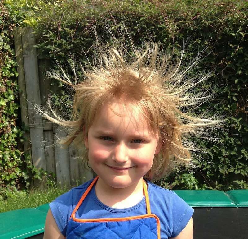 Qué es la electricidad estática