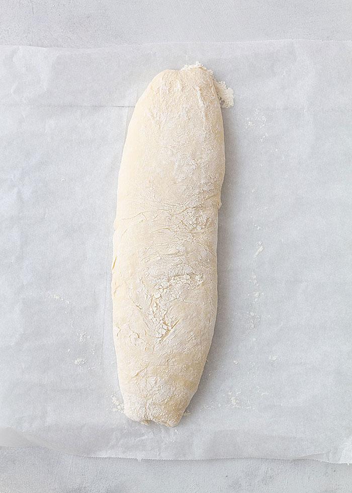 Cómo hacer pan para torrijas casero (receta fácil de pan brioche) 9