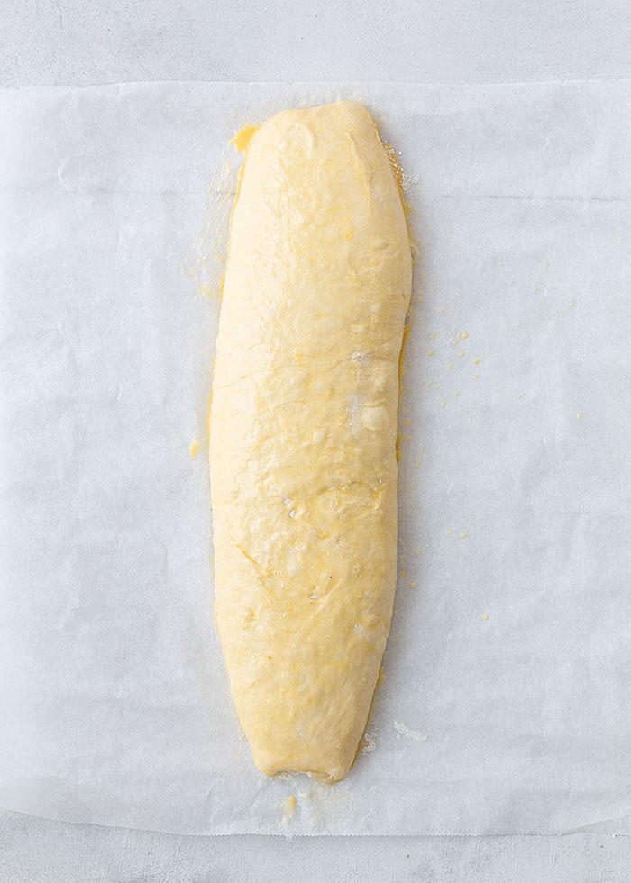 Cómo hacer pan para torrijas casero (receta fácil de pan brioche) 10