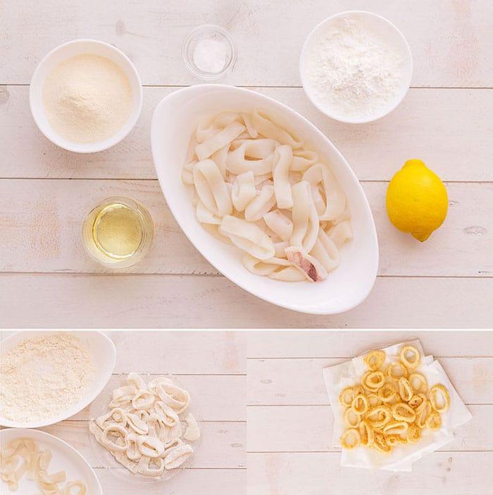 Calamares a la andaluza (fáciles y crujientes) 1