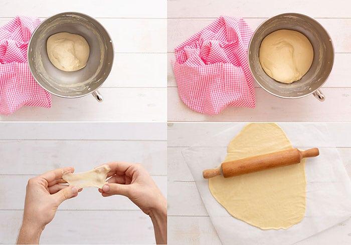 Ensaimada mallorquina (receta típica de Mallorca) 1