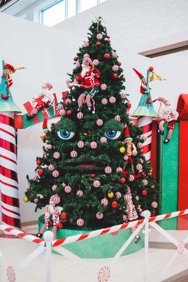 árboles navideños originales