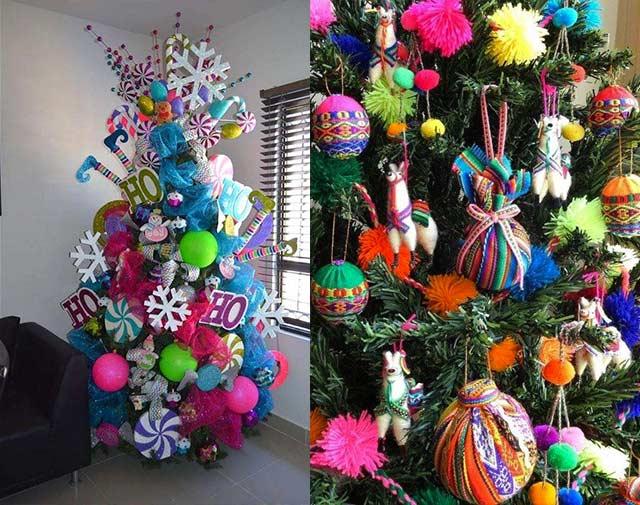 Ideas caseras para el árbol