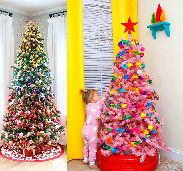 Ideas para decorar el árbol