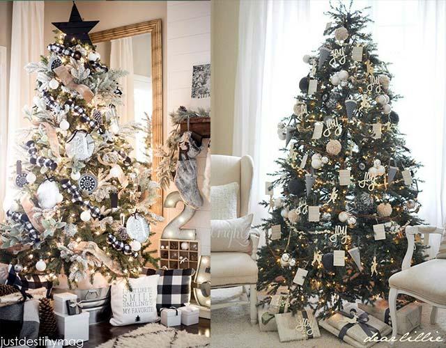 Ideas para el árbol de Navidad