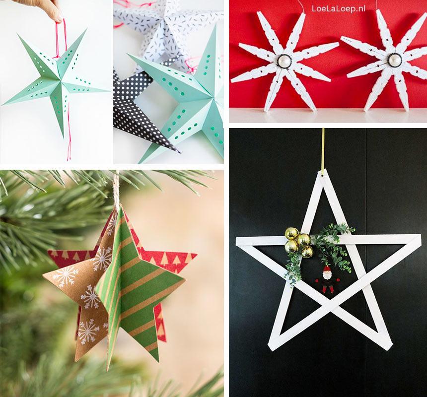 estrellas de navidad manualidades