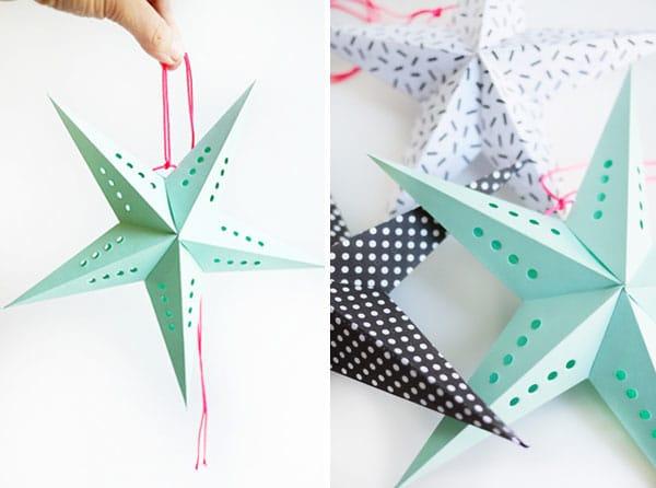 Estrella de papel