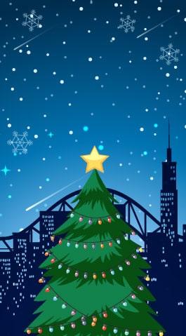 Felicitaciones de Navidad 2019
