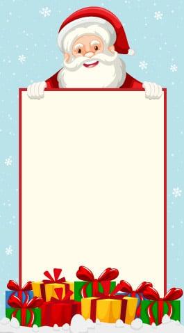 Postales con frases para Navidad