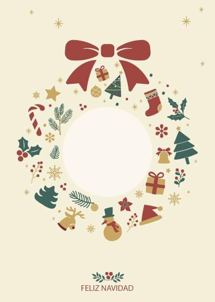 Tarjetas navideñas gratis