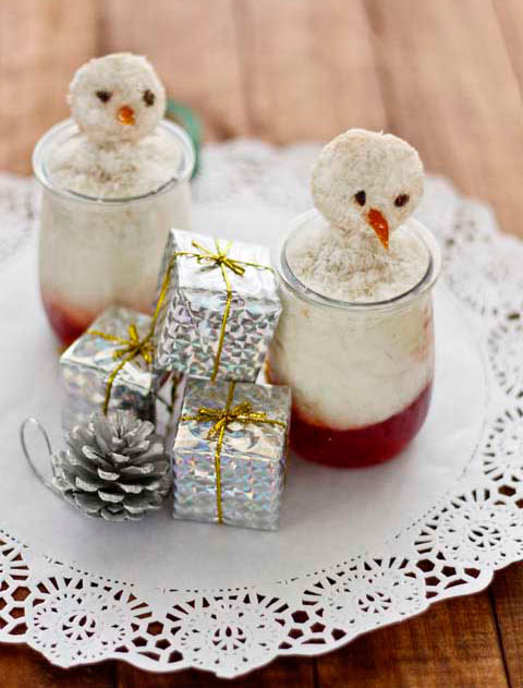 Dulces originales de Navidad