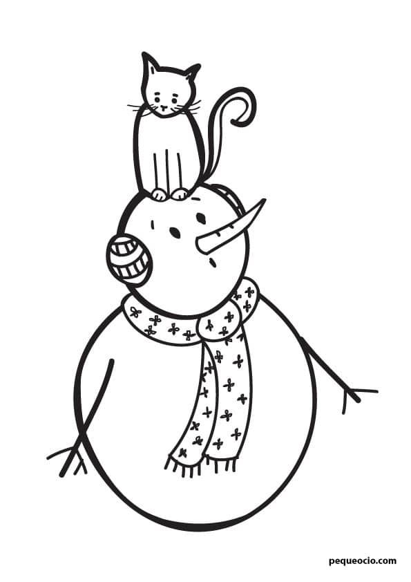 dibujos de navidad faciles y bonitos
