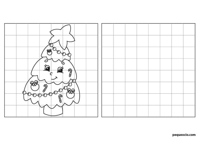 dibujos de navidad originales