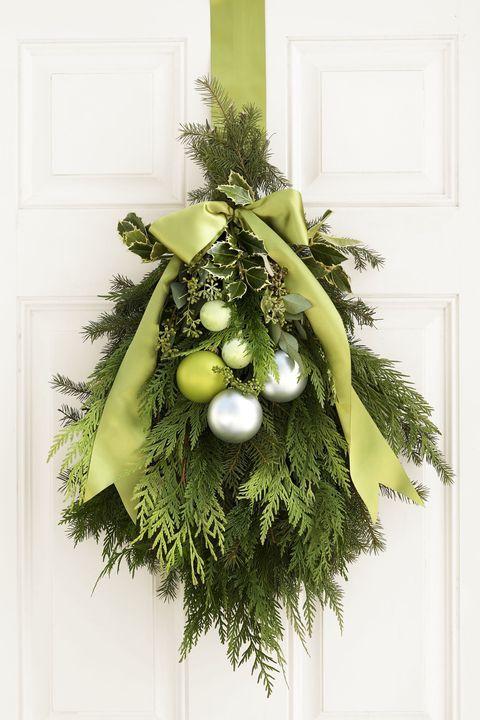 Decoración puertas Navidad